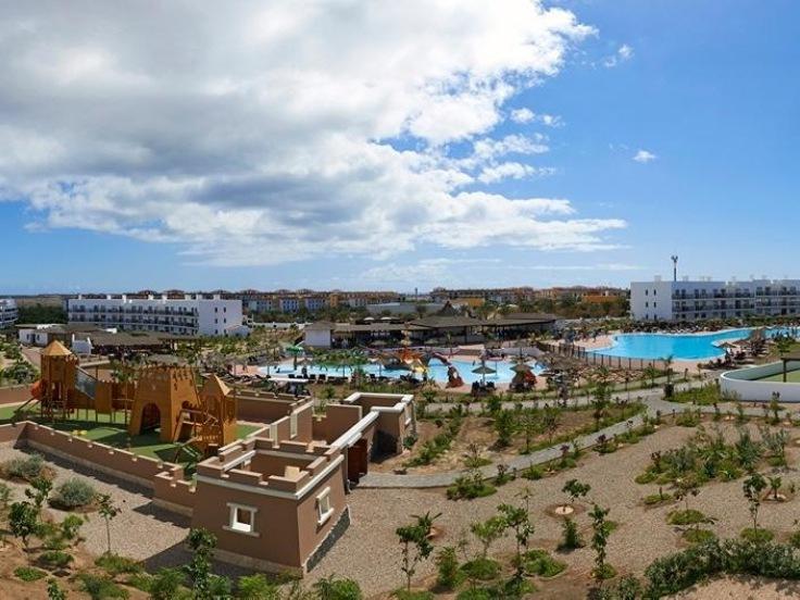 Sol Dunas Resort & Spa